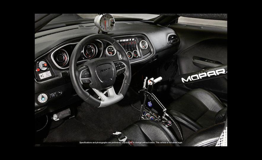 Mopar Dodge Challenger Drag Paks - Slide 24