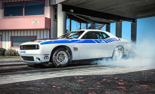 Mopar Dodge Challenger Drag Paks Pictures   Photo Gallery