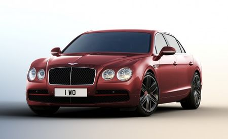 Thar She Blows! It's the Bentley Flying Spur Beluga Special Edition