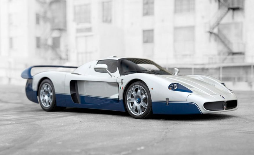 2006 Bugatti Veyron 16.4 - Slide 16