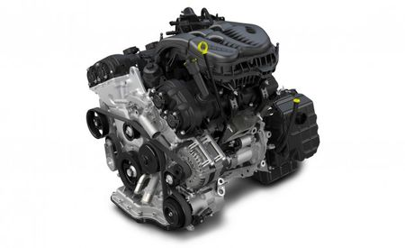 Chrysler Reveals Major Revisions to Pentastar V-6