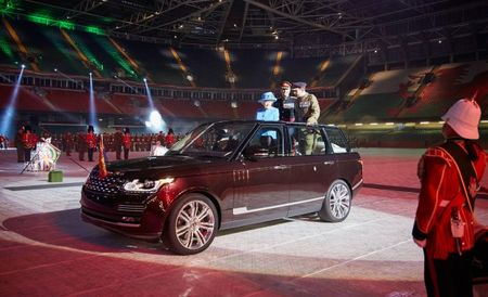 As Range Rover Turns 45, Queen Elizabeth, Who Is Considerably Older, Gets A New One