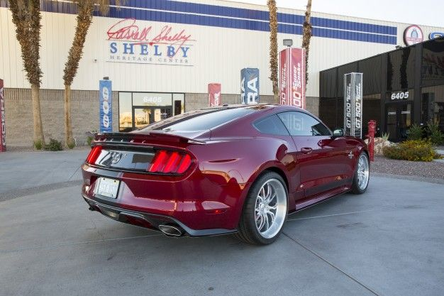 Ford Mustang GT Shelby Super Snake Announced with 750+ hp – News ...