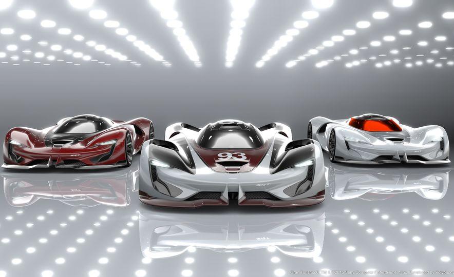 SRT Tomahawk Vision Gran Turismo concepts - Slide 1