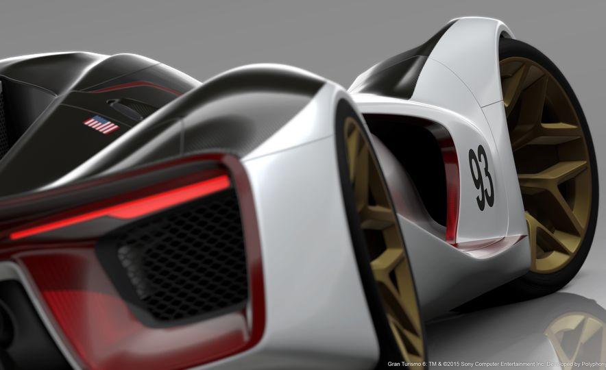 SRT Tomahawk Vision Gran Turismo concepts - Slide 9