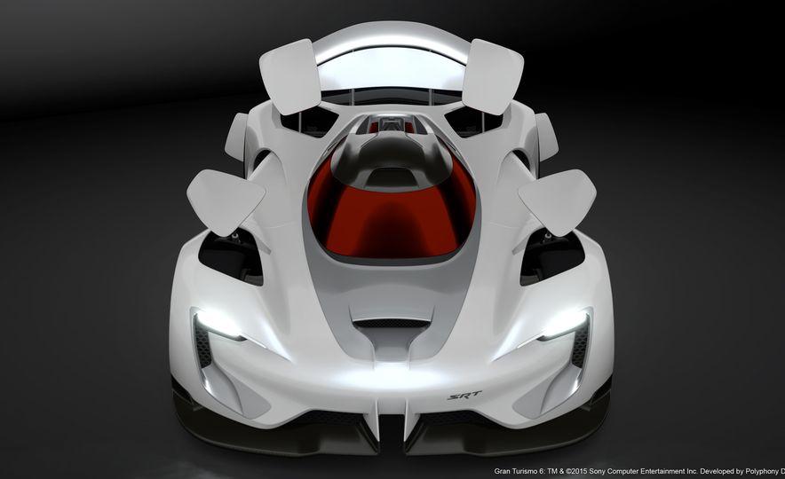 SRT Tomahawk Vision Gran Turismo concepts - Slide 10