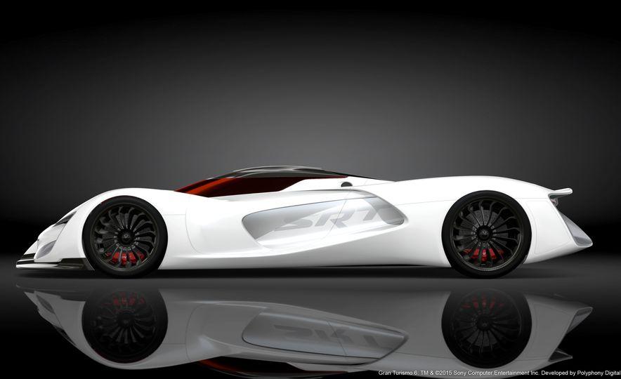 SRT Tomahawk Vision Gran Turismo concepts - Slide 12
