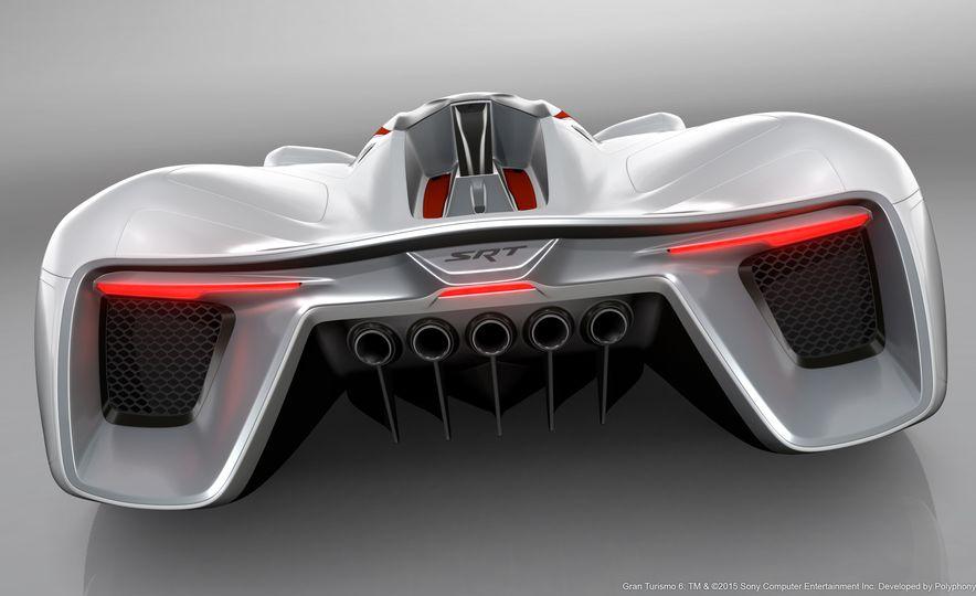SRT Tomahawk Vision Gran Turismo concepts - Slide 13
