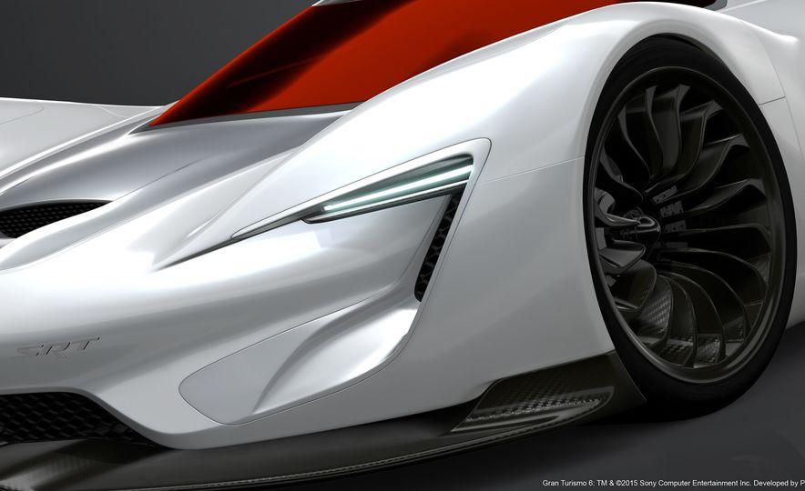 SRT Tomahawk Vision Gran Turismo concepts - Slide 14