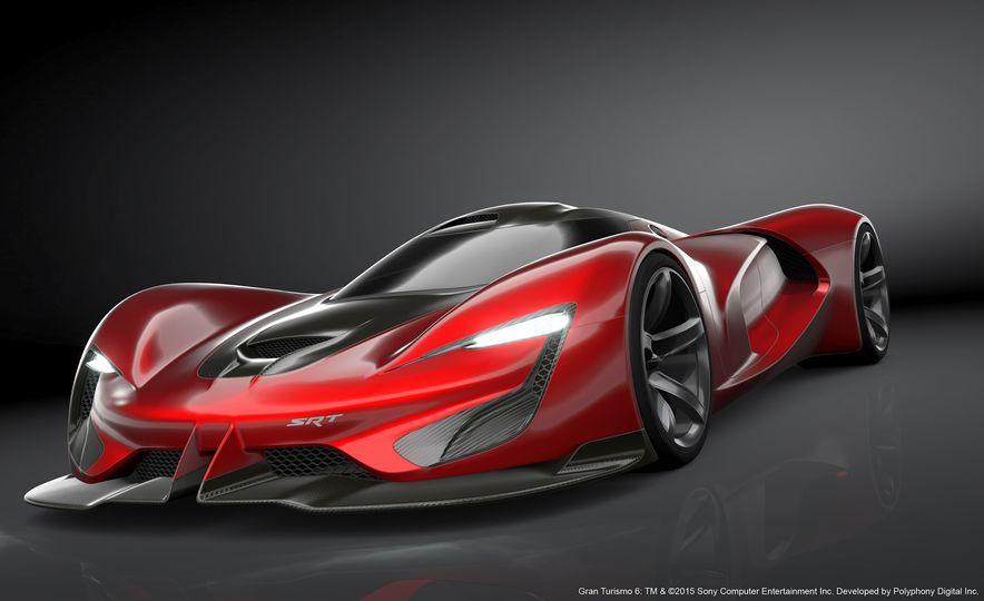 SRT Tomahawk Vision Gran Turismo concepts - Slide 16