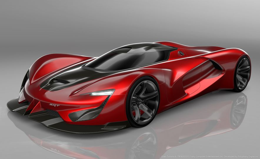 SRT Tomahawk Vision Gran Turismo concepts - Slide 17