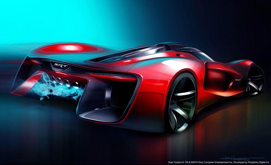 SRT Tomahawk Vision Gran Turismo concepts - Slide 20