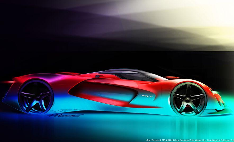 SRT Tomahawk Vision Gran Turismo concepts - Slide 22