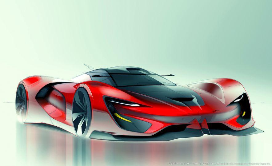 SRT Tomahawk Vision Gran Turismo concepts - Slide 23