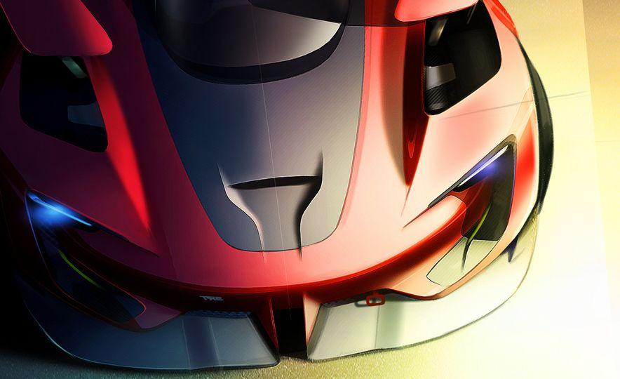 SRT Tomahawk Vision Gran Turismo concepts - Slide 24