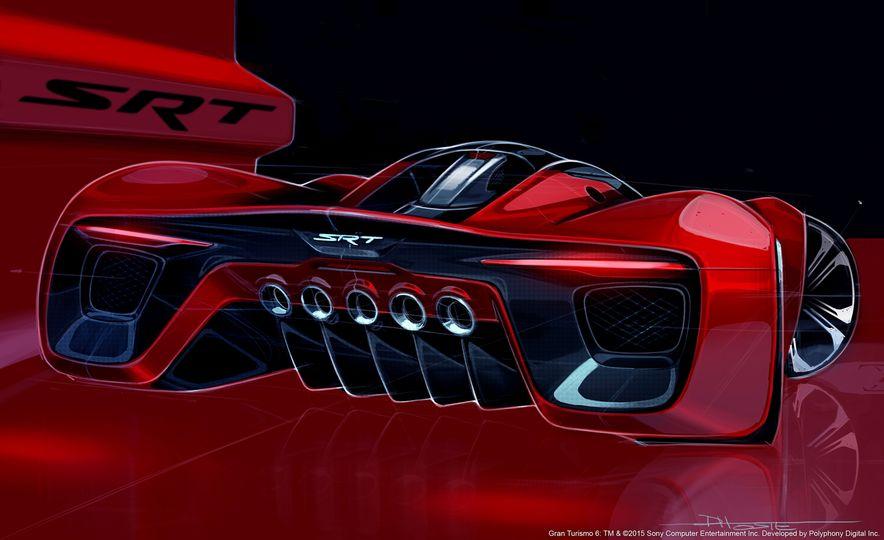 SRT Tomahawk Vision Gran Turismo concepts - Slide 25