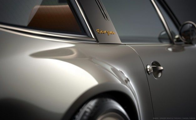 Singer Bringing Its First Customized 911 Targa to 2015 Goodwood Festival of Speed