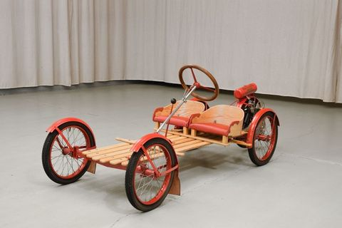 Own This 100-Year-Old Go-Kart