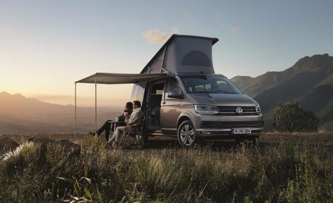 The Long, Strange Trip Continues with New VW Camper Bus