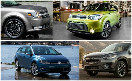 Get Up Everybody and Sing: The Best New Cars for Growing Families