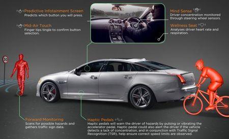 Jaguar Wants Cars That Can Read Your Brainwaves
