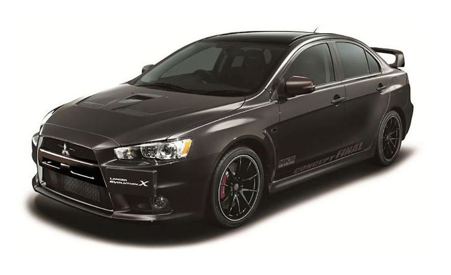 Mitsu Metamorphosis: The History of the Mitsubishi Lancer Evolution - Slide 21