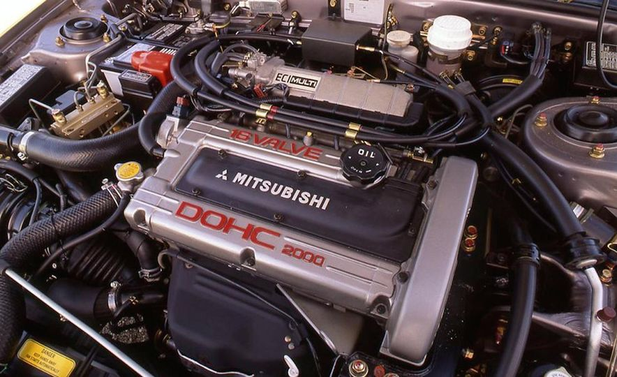 Mitsu Metamorphosis: The History of the Mitsubishi Lancer Evolution - Slide 3