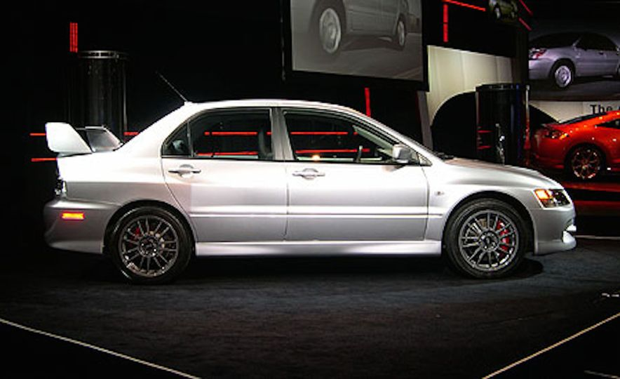 Mitsu Metamorphosis: The History of the Mitsubishi Lancer Evolution - Slide 17