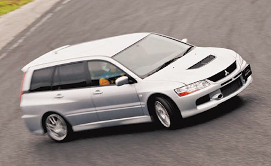 Mitsu Metamorphosis: The History of the Mitsubishi Lancer Evolution - Slide 18