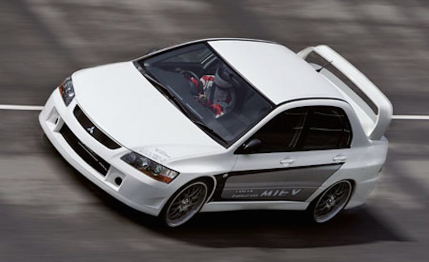 Mitsu Metamorphosis: The History of the Mitsubishi Lancer Evolution - Slide 16