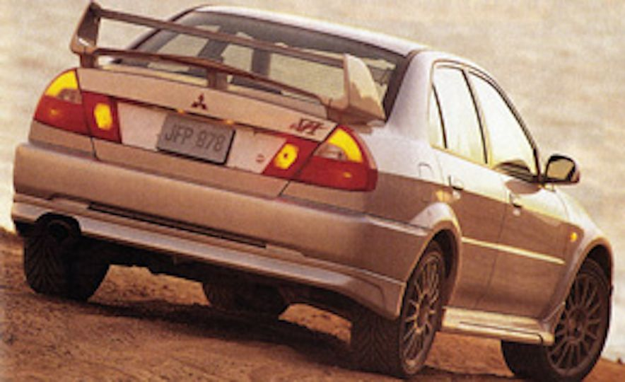 Mitsu Metamorphosis: The History of the Mitsubishi Lancer Evolution - Slide 11