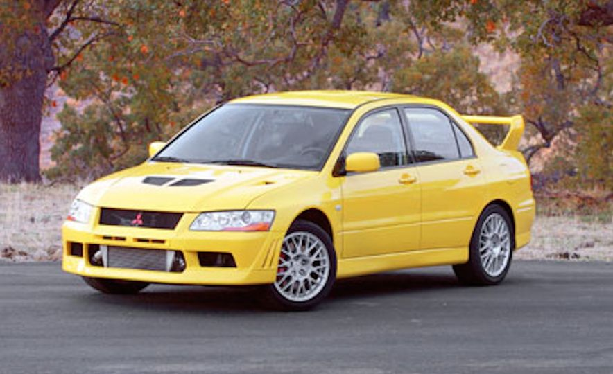 Mitsu Metamorphosis: The History of the Mitsubishi Lancer Evolution - Slide 12