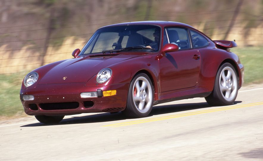 Car and Driver Tested: The 12 Quickest Cars of the 1990s - Slide 12