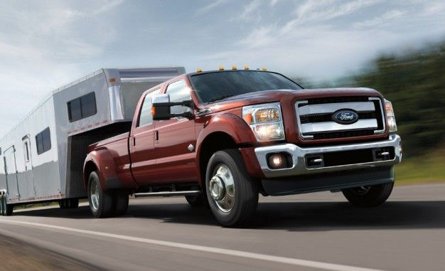 What New MPG Standards Will Mean for Heavy-Duty Pickups and Vans