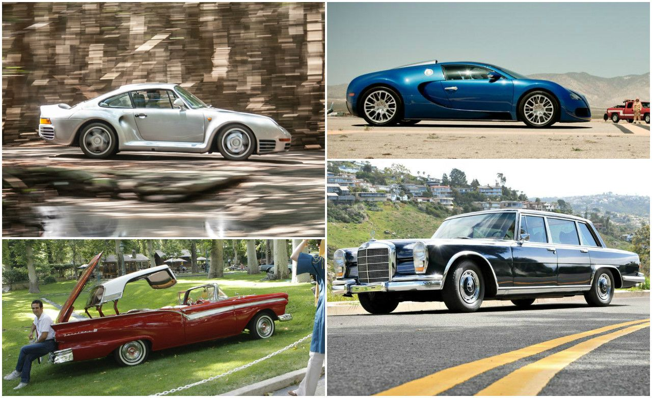 10 Cars that Made Complexity a Virtue