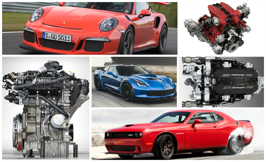 Beating Hearts: The 10 Greatest Engines You Can Buy Today - Slide 1