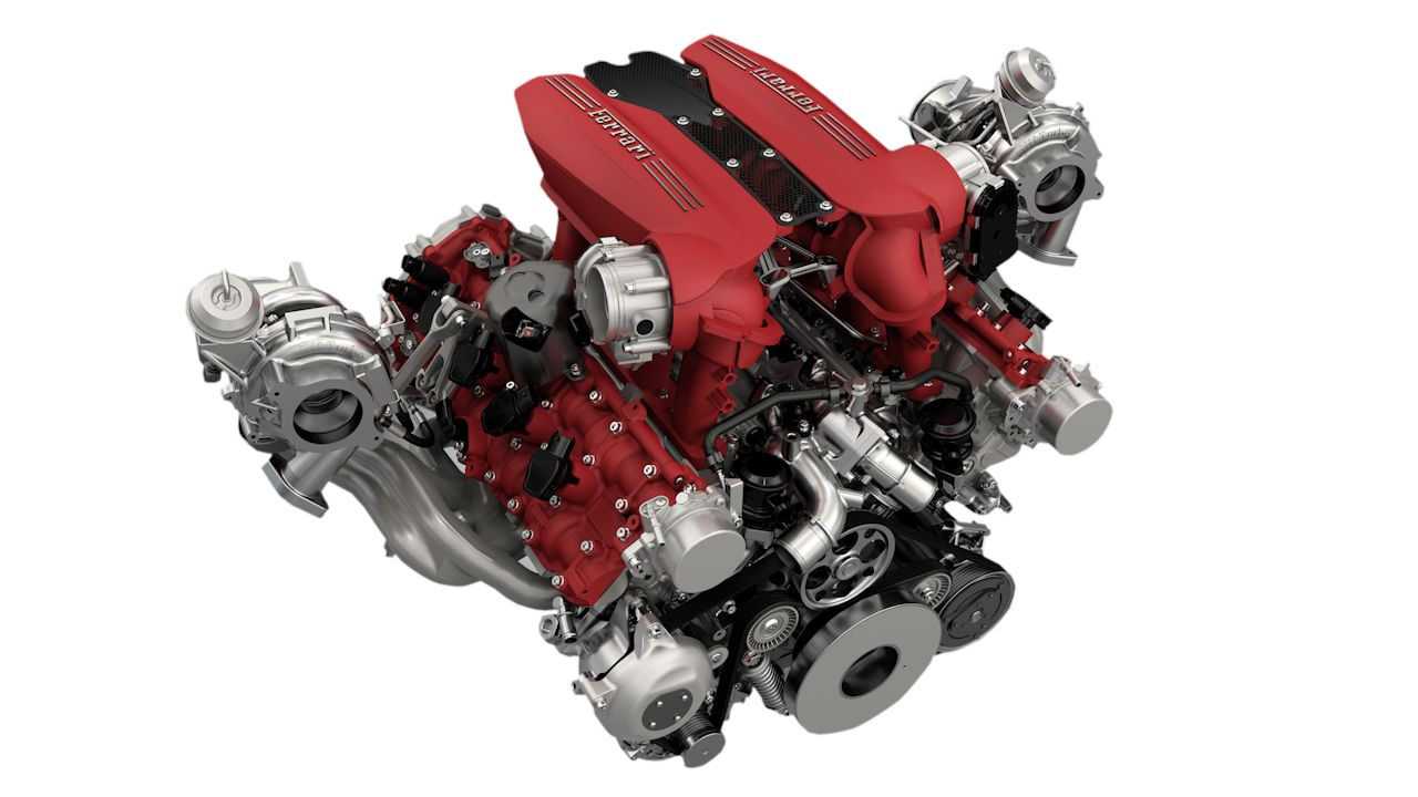 Beating Hearts The 10 Greatest Engines You Can Buy Today Engine Parts Diagram Ford 5 4l V8