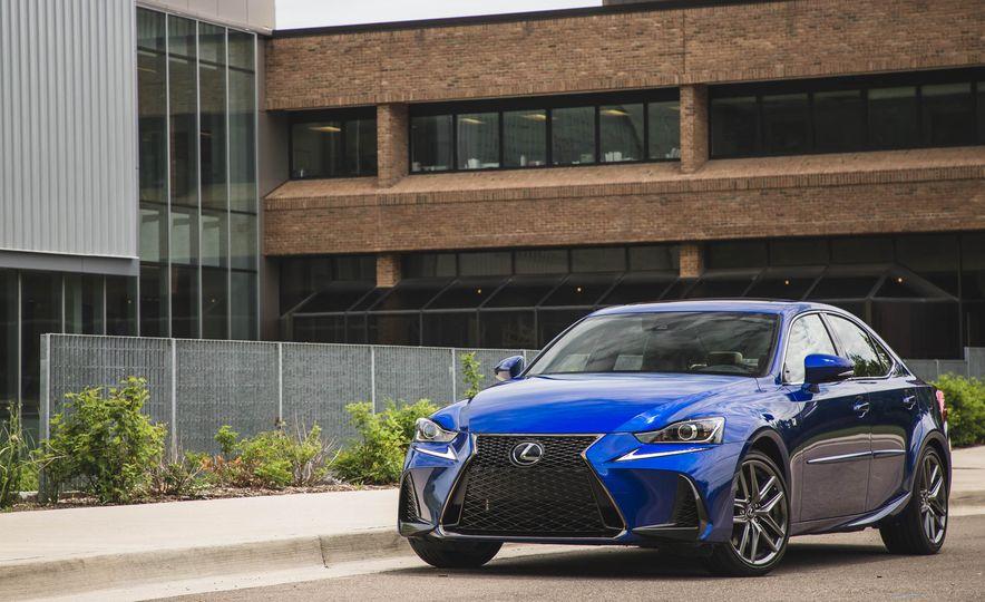 Swank for Less Bank: Entry-Level Luxury Cars Ranked - Slide 9