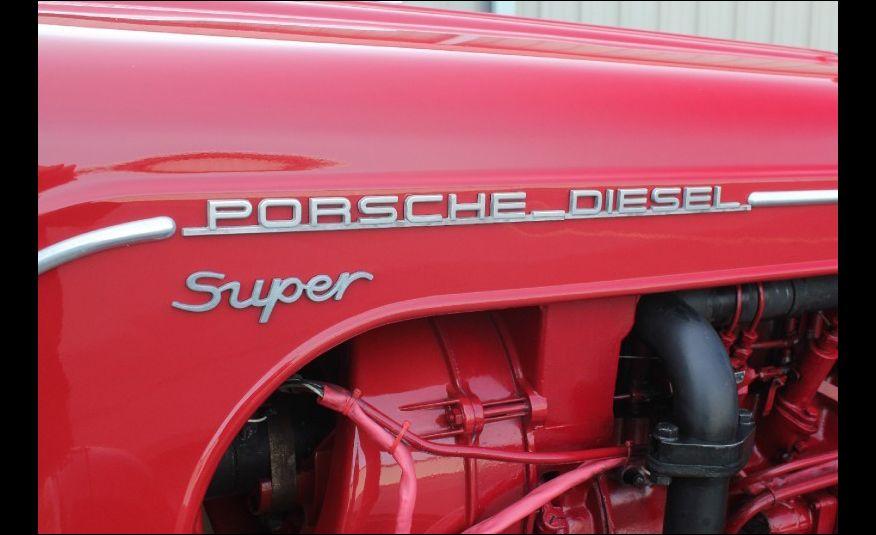 1959 Porsche-Diesel Super - Slide 29