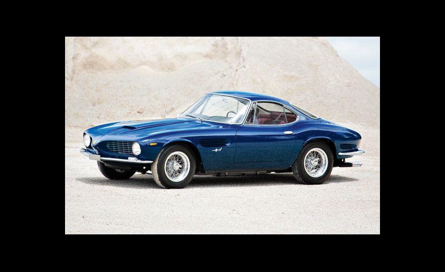1962 Ferrari 250GT SWB Berlinetta Speciale - Slide 1