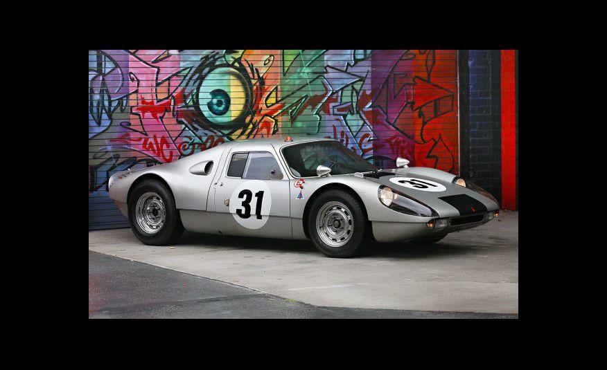 1964 Porsche 904 Carrera GTS - Slide 1