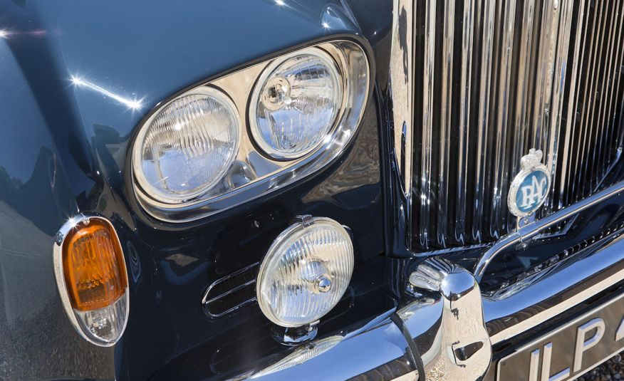 1965 Bentley S3 Continental Flying Spur - Slide 9