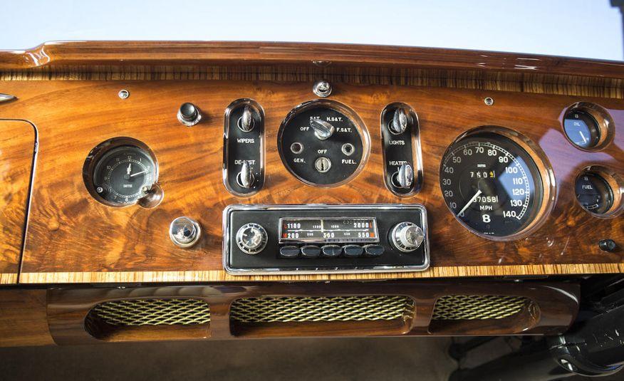 1965 Bentley S3 Continental Flying Spur - Slide 22