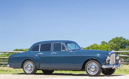 Owner Was a Rolling Stone: Keith Richards's Shag-tastic Bentley Up for Sale