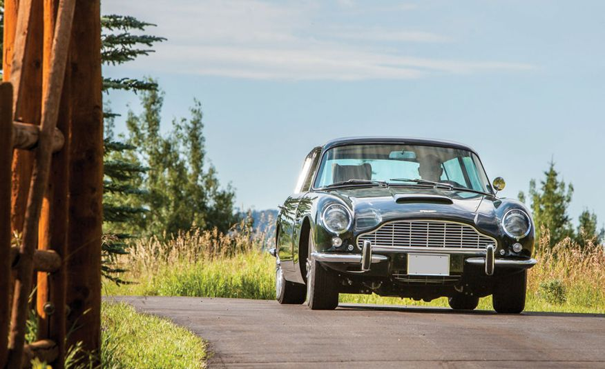 1967 Aston Martin DB6 Shooting Brake - Slide 1