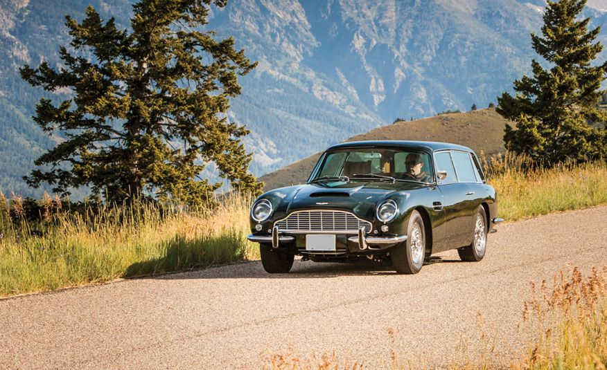 1967 Aston Martin DB6 Shooting Brake - Slide 2
