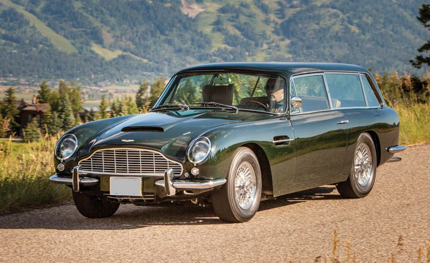 1967 Aston Martin DB6 Shooting Brake - Slide 3