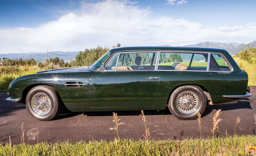 1967 Aston Martin DB6 Shooting Brake - Slide 4