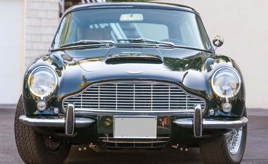 1967 Aston Martin DB6 Shooting Brake - Slide 5