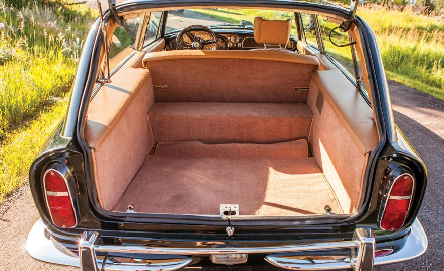 1967 Aston Martin DB6 Shooting Brake - Slide 12